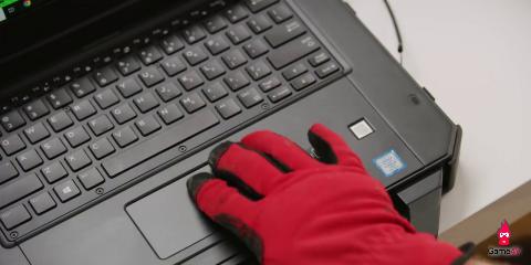 Dell giới thiệu laptop mình đồng cối đá mới - Hình 8