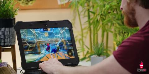 Dell giới thiệu laptop mình đồng cối đá mới - Hình 6