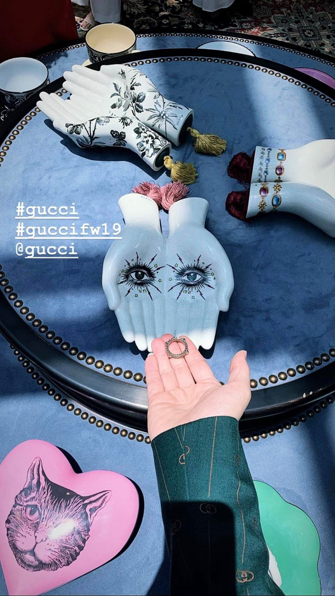 Dự sự kiện Gucci, Châu Bùi & Decao chất lấn át dàn kols nước ngoài khi đứng cùng khung hình - Hình 7