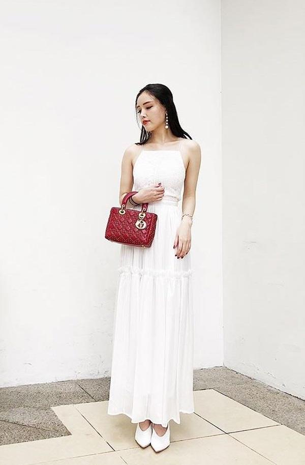 Em gái xinh đẹp của Mai Phương Thúy có phải yêu nữ hàng hiệu như chị? - Hình 7
