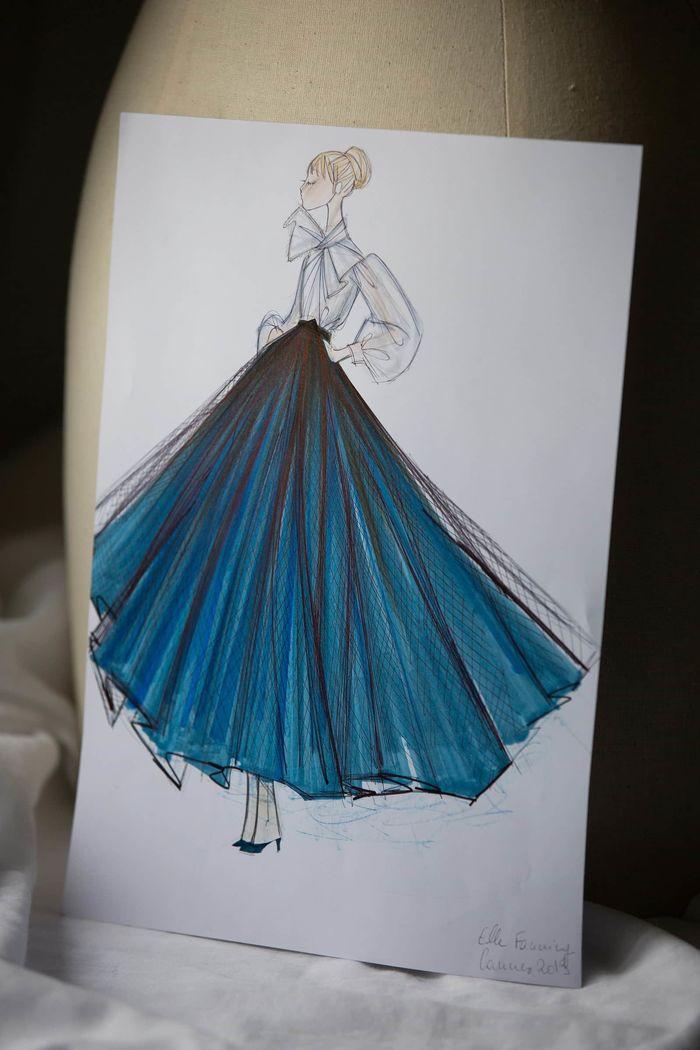 Giám khảo trẻ tuổi nhất tại Cannes 2019 - Elle Fanning là nữ hoàng thời trang đích thực - Hình 4