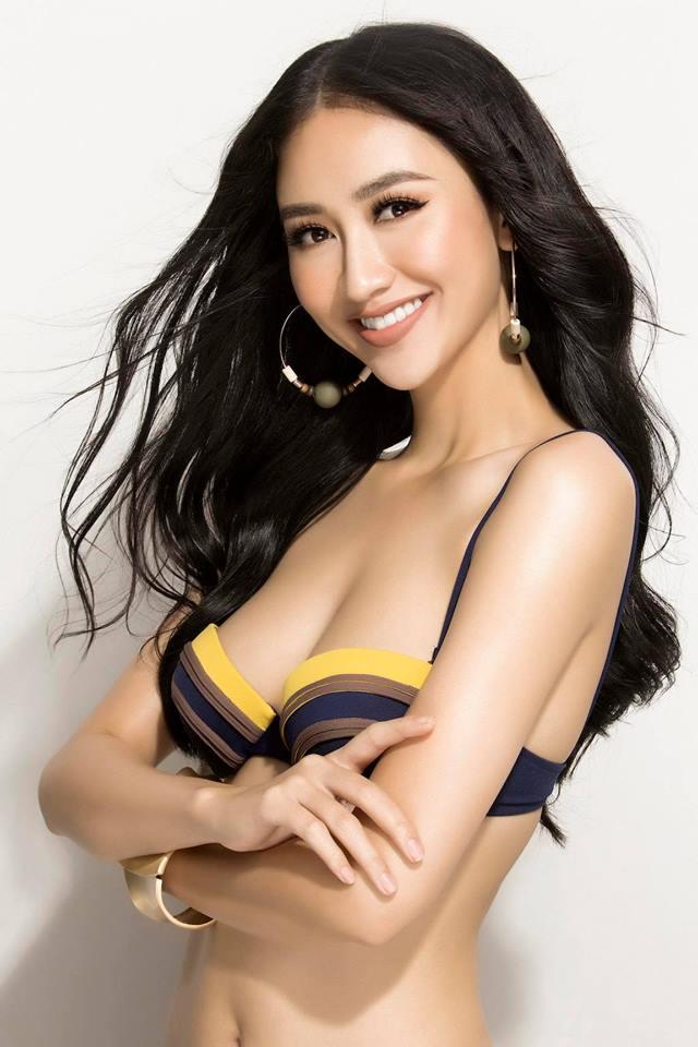 Hoa hậu bolero Việt: Yêu cả những điểm xấu nhất trên cơ thể - Hình 1