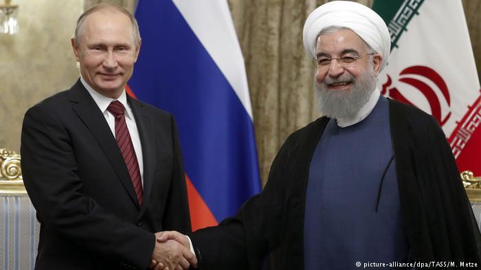 Iran muốn mượn tay Nga chống Mỹ, Putin có hết lòng ủng hộ? - Hình 1