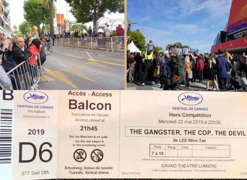 LHP Cannes - sự hào nhoáng lố bịch, gái điếm và tiệc đêm triệu USD - Hình 2