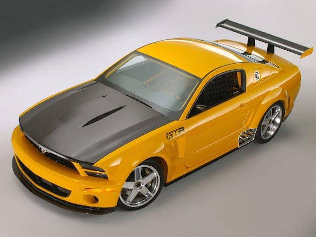 Lịch sử Ford Mustang sẽ được viết lại nếu 20 mẫu xe này được sản xuất (phần cuối) - Hình 9