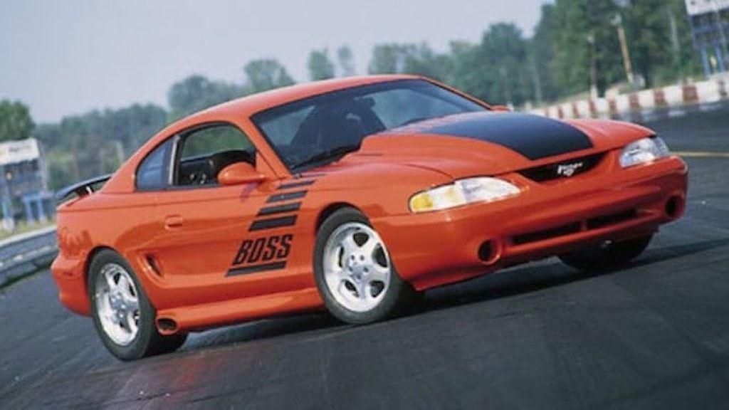 Lịch sử Ford Mustang sẽ được viết lại nếu 20 mẫu xe này được sản xuất (phần cuối) - Hình 6