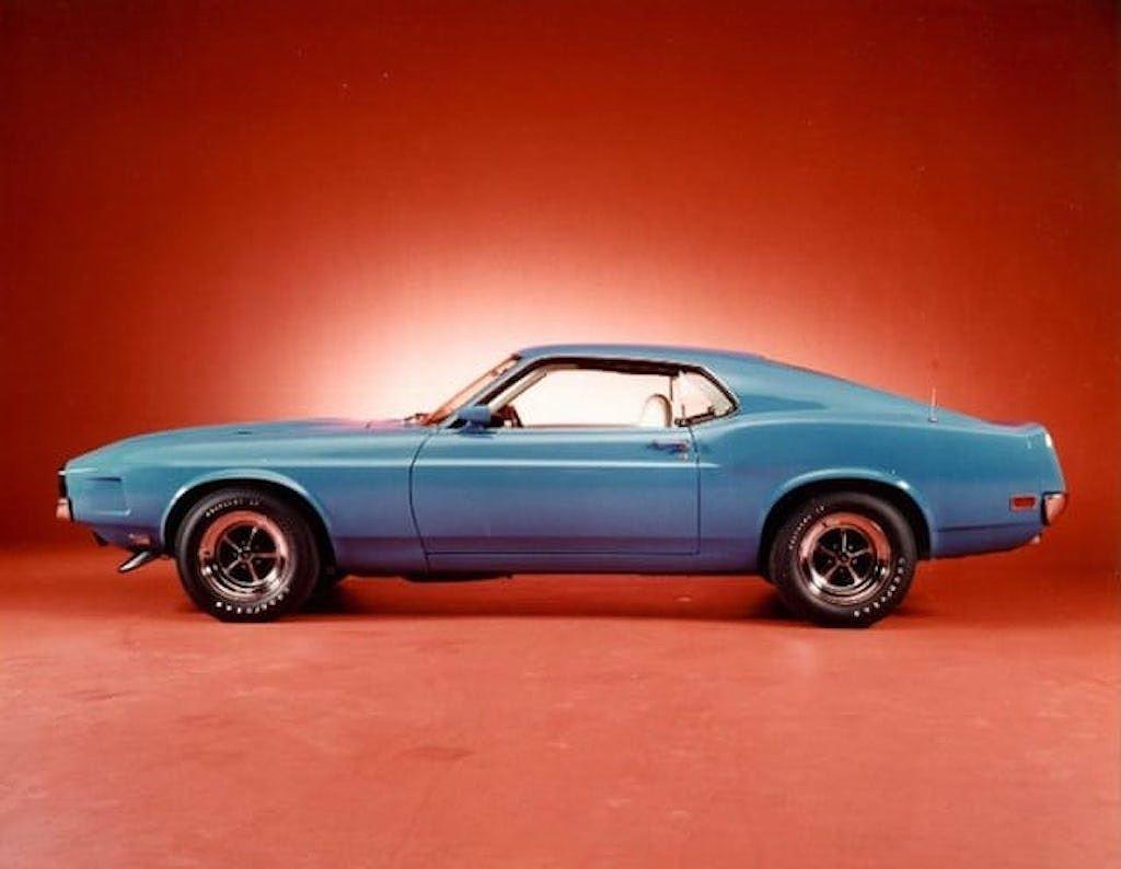 Lịch sử Ford Mustang sẽ được viết lại nếu 20 mẫu xe này được sản xuất (phần cuối) - Hình 1