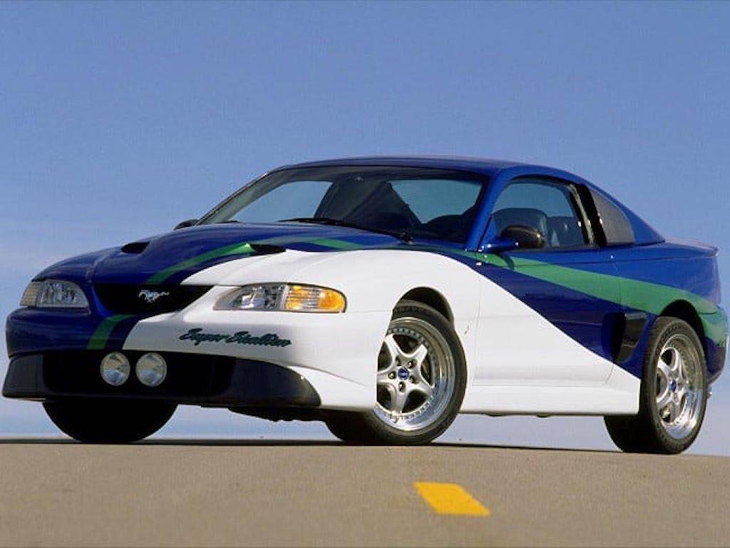 Lịch sử Ford Mustang sẽ được viết lại nếu 20 mẫu xe này được sản xuất (phần cuối) - Hình 7