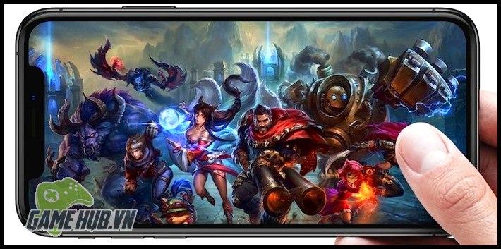 LMHT Mobile sắp đến tay game thủ! - Hình 2