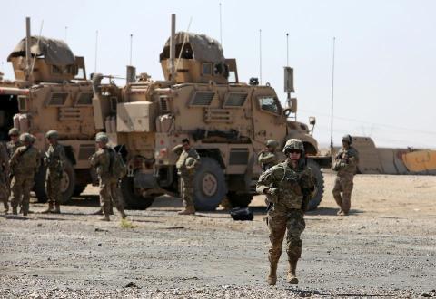 Mỹ sẽ triển khai 1.500 quân đến Trung Đông đối phó Iran - Hình 1
