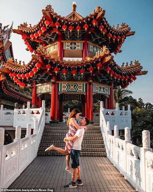 Nếu chán công việc văn phòng gò bó thời gian, liệu bạn có đủ can đảm để bỏ tất cả mà đi như cặp đôi travel blogger này? - Hình 7
