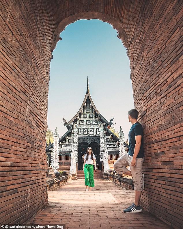 Nếu chán công việc văn phòng gò bó thời gian, liệu bạn có đủ can đảm để bỏ tất cả mà đi như cặp đôi travel blogger này? - Hình 5