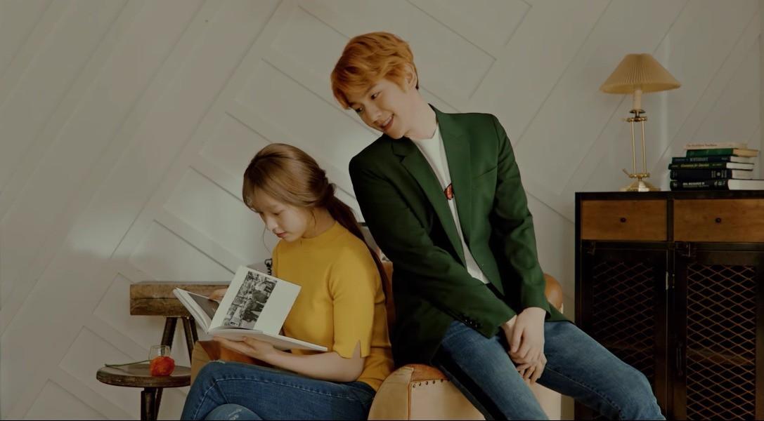 Ngạc nhiên chưa? Gà cưng JYP từng diễn MV của trai đẹp EXO Baekhyun giờ lên hàng vai chính Hollywood! - Hình 1