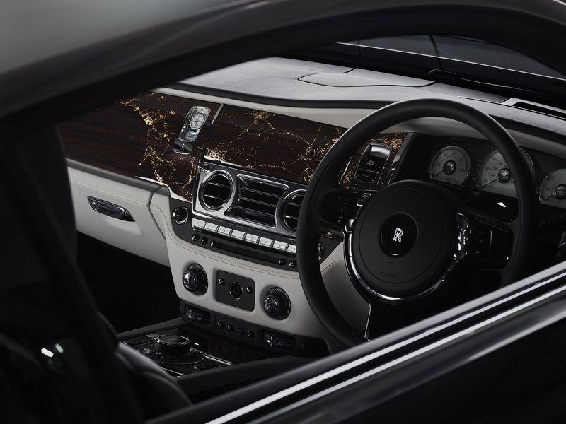 Ngắm Rolls-Royce Wraith Eagle VIII tùy biến cực xa hoa và đẳng cấp - Hình 1