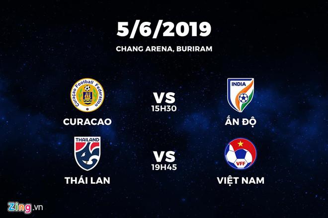 Người hâm mộ bóng đá Việt Nam sẽ được theo dõi trực tiếp Kings Cup - Hình 2