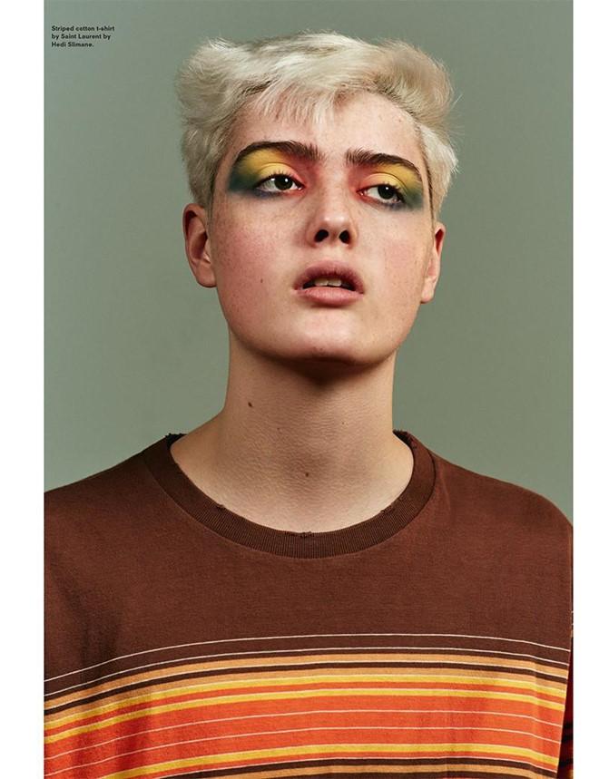 Người mẫu chuyển giới chính là tương lai của đế chế thời trang - Hình 10