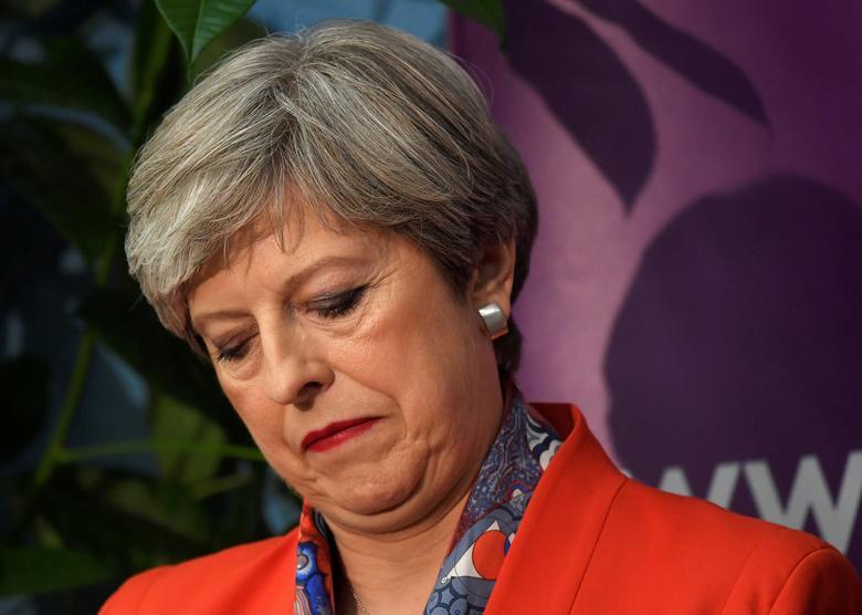 Những khoảnh khắc đáng nhớ trong 3 năm đương chức của Thủ tướng Anh - Hình 6