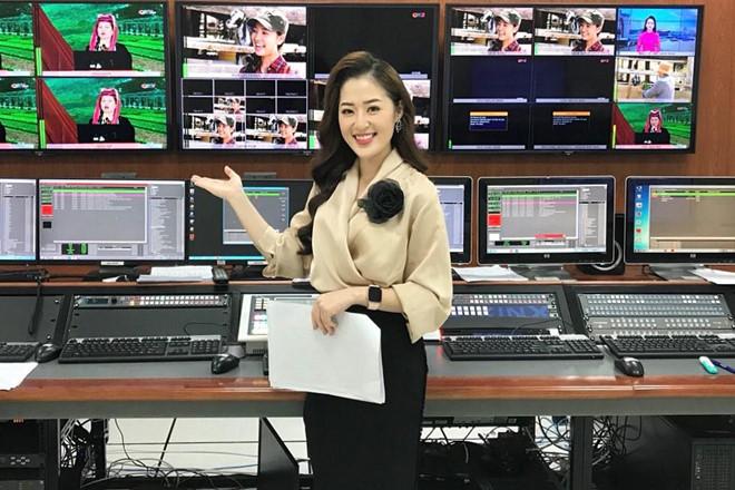 Nữ MC truyền hình ở Quảng Ninh được mệnh danh hot girl thời tiết - Hình 3