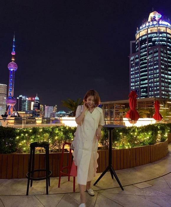 Park Shin Hye bị chê già và mũm mĩm khi xuất hiện tại Thượng Hải - Hình 8