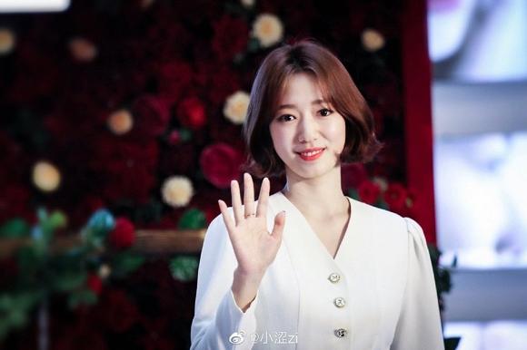 Park Shin Hye bị chê già và mũm mĩm khi xuất hiện tại Thượng Hải - Hình 5