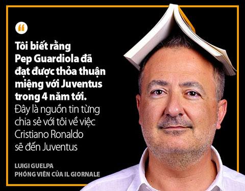Pep nổi giận, Man City cười khẩy, Juventus thu lợi từ vòng xoáy tin đồn - Hình 3