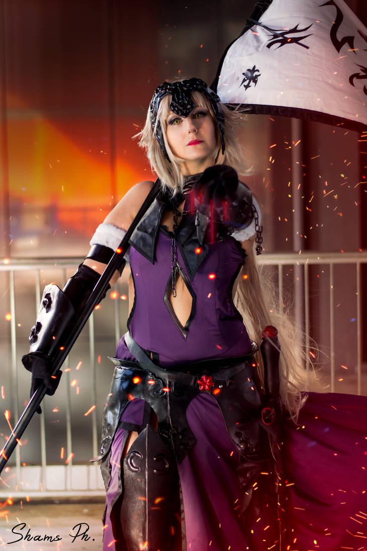 Phù thủy báo thù Jeanne Alter trong series Fate - Hình 4