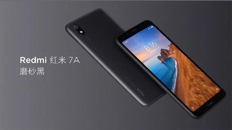 Redmi 7A ra mắt: Màn hình nhỏ gọn 5.45 inch, giá chỉ 2 triệu VND - Hình 3