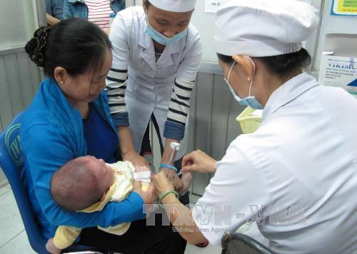 Sử dụng thêm vắc-xin 5 trong 1 của Ấn Độ trong tiêm chủng mở rộng - Hình 1