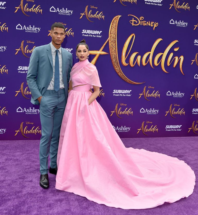 Vẻ đẹp ngơ ngẩn lòng người của nàng công chúa Jasmine trong Aladdin 2019 - Hình 14