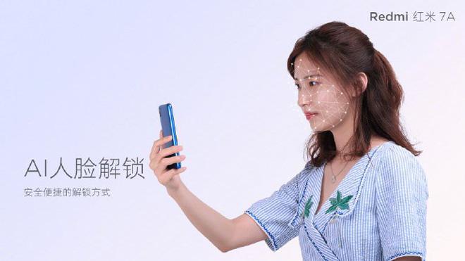 Xiaomi Redmi 7A ra mắt: Snapdragon 439, pin 4000mAh - Hình 3
