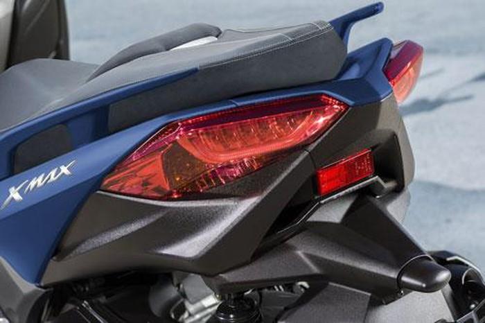 Chi tiết Yamaha XMax 300: Động cơ 292cc, giá hơn 120 triệu - Hình 19