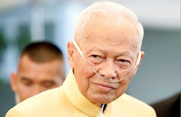 Chủ tịch Hội đồng cơ mật hoàng gia Thái Lan từ trần - Hình 1