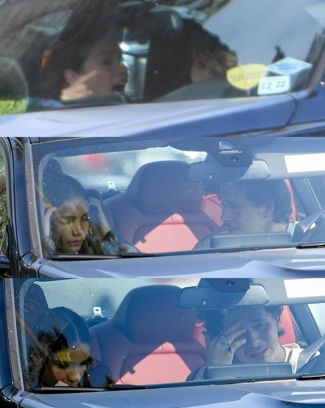 Con trai David Beckham và bạn gái gây gổ, khóc lóc ở Cannes - Hình 3
