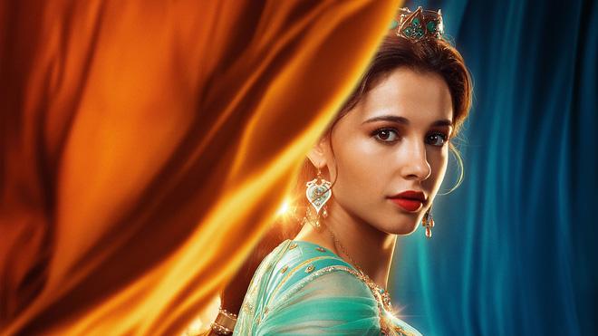 Jasmine đầu tiên của Aladdin Naomi Scott: Vẻ đẹp lai Á - Âu gây bão, từ ca sĩ vô danh thành công chúa mới của Disney - Hình 1
