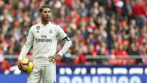 Ramos cân nhắc chia tay Real hè này - Hình 1