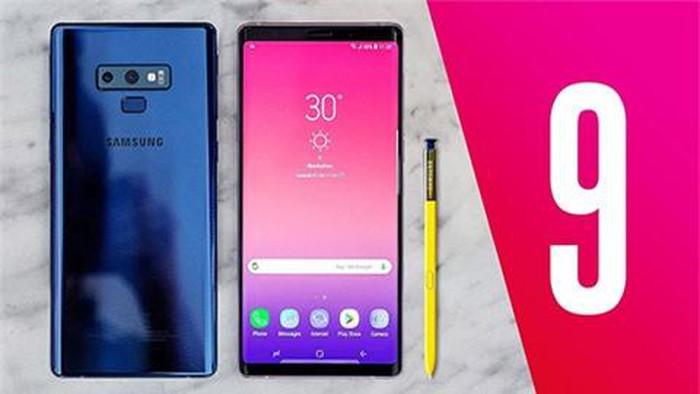 Samsung Galaxy Note 9 bất ngờ giảm giá tới 7 triệu đồng, dịp cuối tháng 5 - Hình 1