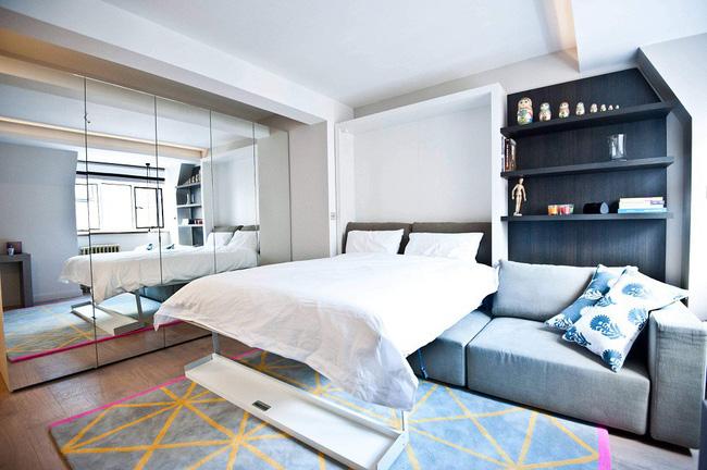 Thiết kế không gian đa chức năng thông minh cho những căn hộ chung cư có diện tích nhỏ - Hình 11