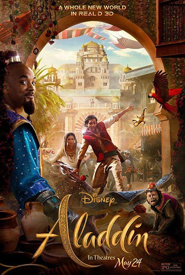 'Aladdin' dẫn đầu phòng vé Hàn tuần đầu tiên ra mắt - 'Trùm, Cớm và Ác Quỷ' của Ma Dong Seok vượt qua cột mốc 2 triệu khán giả - Hình 2