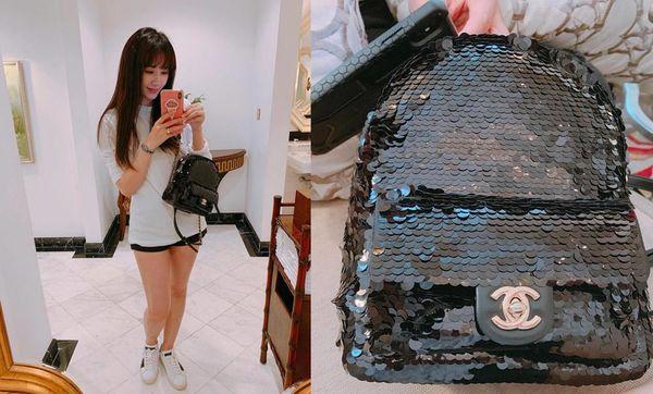 Đâu thua chị kém em, Hari Won cũng được chồng mua hàng hiệu, chất ngập giường - Hình 5
