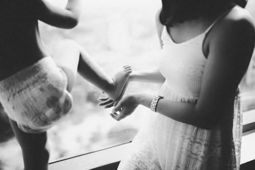Một người mẹ đơn thân kiên cường, mạnh mẽ sẽ luôn giấu kín điều này - Hình 2