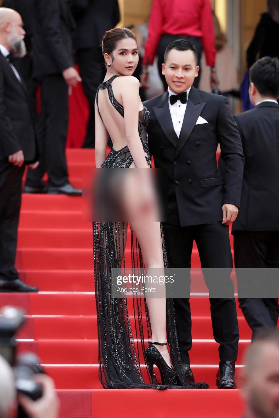 Người Pháp yêu cầu Thị trưởng vào cuộc, cấm Ngọc Trinh xuất hiện tại LHP Cannes - Hình 2