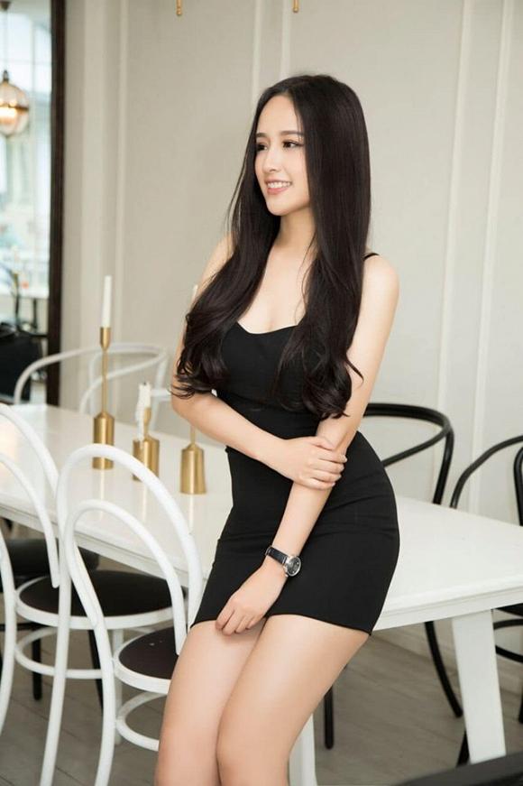 Nhờ bị soi cơ thể đồ sộ khi lên sóng truyền hình, Hoa hậu Mai Phương Thúy đã giảm được 2kg - Hình 1