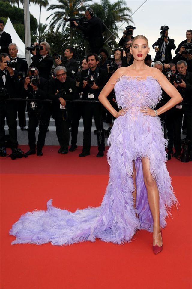 Những bộ váy đẹp nhất trên thảm đỏ Cannes 2019 - Hình 2