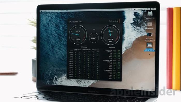 Trên tay MacBook Pro 13 inch 2019 nóng phỏng tay - Hình 4