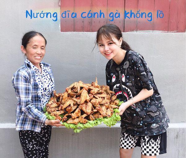 Gái xinh bị ném đá trong các vlog của bà Tân hóa ra là hotgirl nổi tiếng của Bắc Giang, tiết lộ sự thật về thu nhập khi tham gia đóng vlog - Hình 1