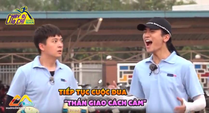 Ninh Dương Lan Ngọc, Jun Phạm, BB Trần trổ tài đá bóng khiến đồng đội cười nghiêng ngả trong Chạy Đi Chờ Chi - Hình 4