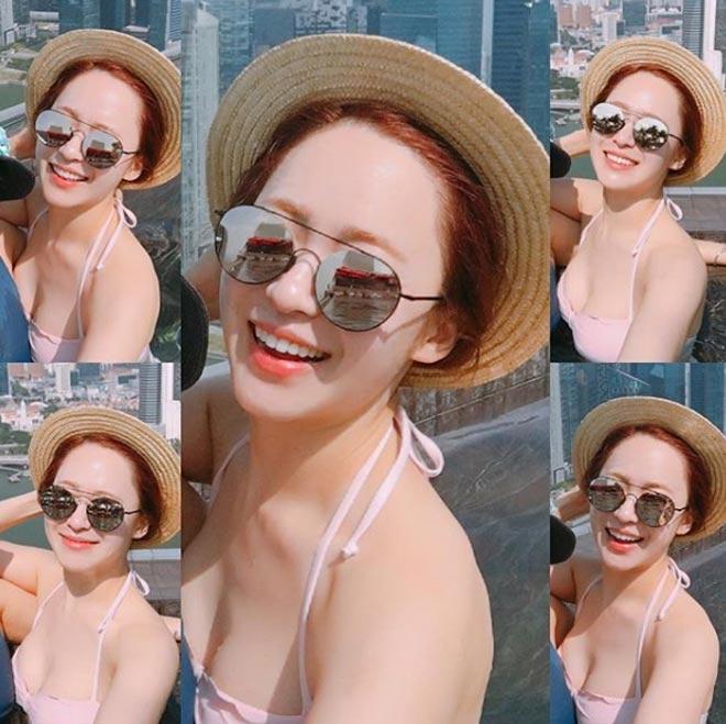 Tình cũ xinh đẹp, nổi tiếng và bốc lửa của Son Heung-min - Hình 3