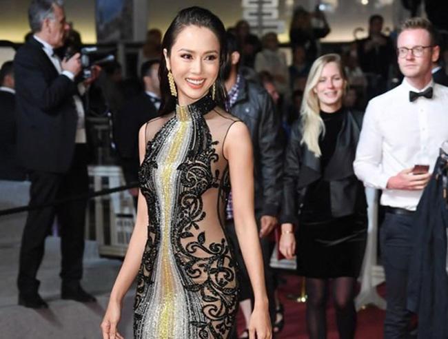 Top váy mặc như không: Người đẹp Việt ngày càng táo bạo không thua phụ nữ Tây Âu - Hình 4
