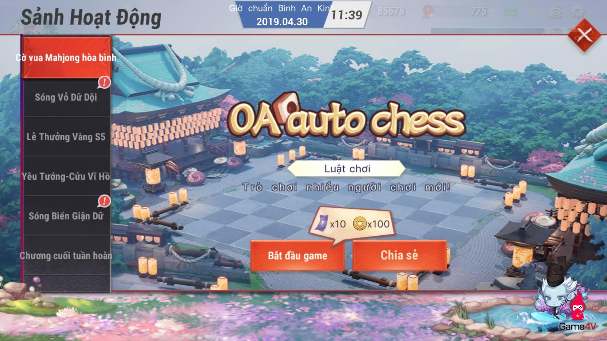 Âm Dương Sư MOBA trở thành game Auto Chess hoàn thiện đầu tiên có tiếng Việt - Hình 1