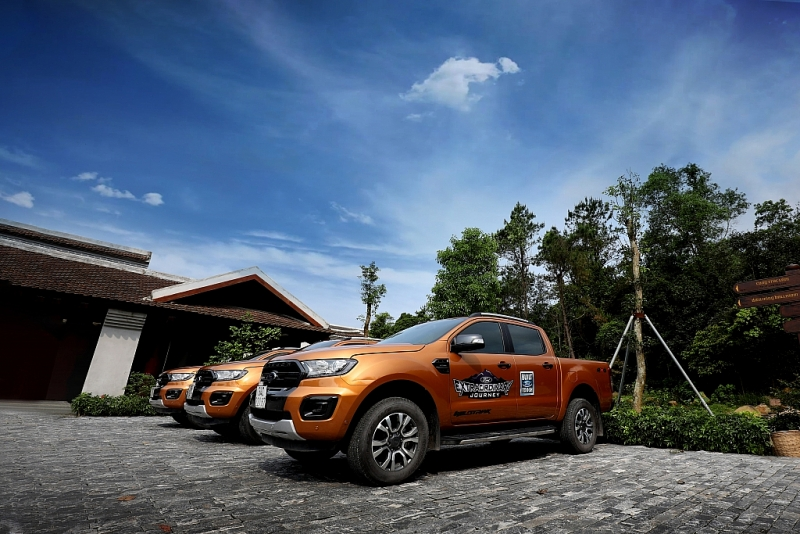 Ford Việt Nam tăng trưởng 39% trong quý 1 - Hình 2